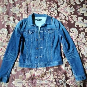 Women's Calvin Klein Jean jacket